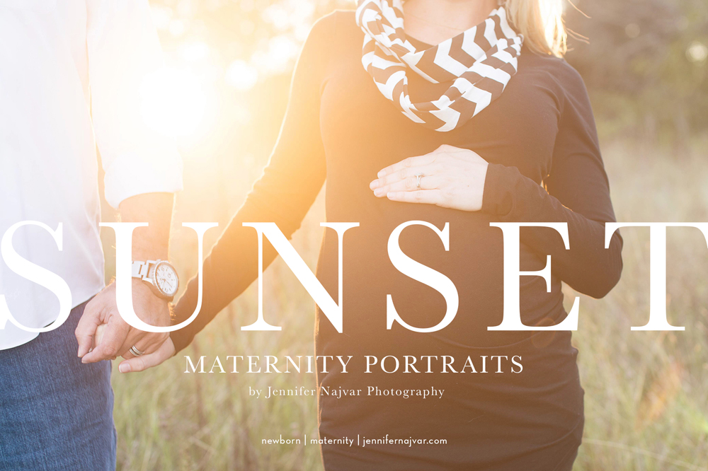 Austin-SUNSET-Maternity-Portraits-by-Jennifer-Najvar-web1000-4x6