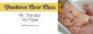 austinborn-newborn-care-class-event