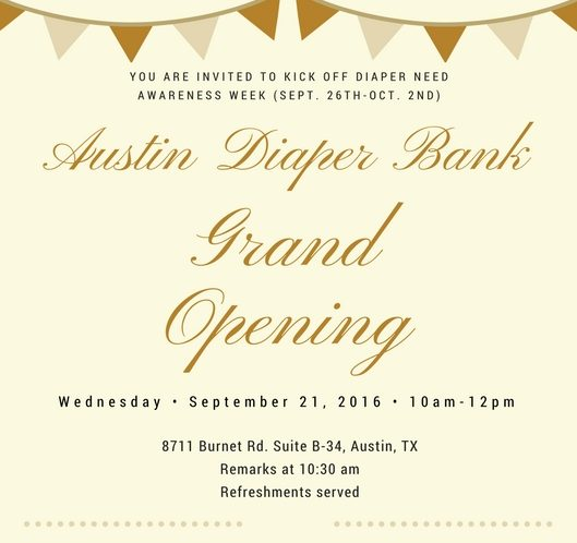 austin-diaper-bank-grand-opening-invite